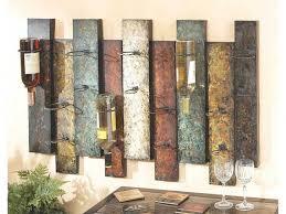 furniture cool vintage wall hanging wine racks design ideas wall
