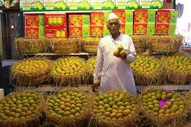vashi market india mango prices down at last