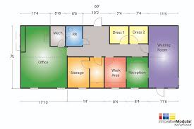 Floor Plan For Daycare Custom Classroom Buildings