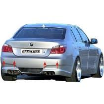 bmw e60 accessories rear bumpers skirts splitters accessories e60 and e61 bmw