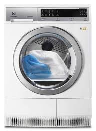 Heat Pump Clothes Dryer New 9kg Tumble Dryer With Heatpump Technology From Electrolux