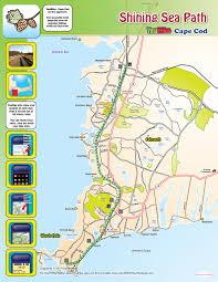 shining sea path map