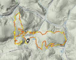 Mcminnville Oregon Map by Race Preview Miller Woods Trail Race 6 28 2014 Mcminnville