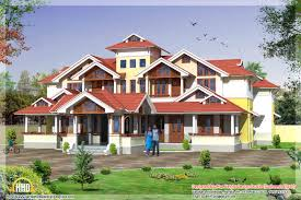 luxury house india on 1600x853 luxury house plan with photo