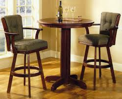rustic pub table and chairs innovative round bistro table set pub and chairs piece inside b on