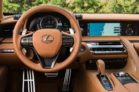 lexus lf lc interior first drive the 2018 lexus lc 500 doesn u0027t want to be the perfect one