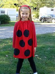 Lady Bug Halloween Costume 7 Super Easy Ladybug Costume