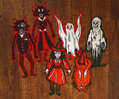 Vintage Halloween Decorations Vintage Inspired Halloween Decorations By Witch House Design