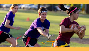 Coed Flag Football Leap Into Action With Austin Sports U0026 Social Club