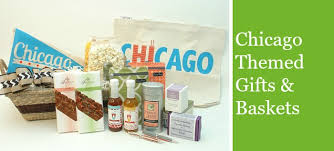 themed gift unique chicago themed gift baskets and corporate gifts