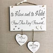 handmade wedding gifts personalised wedding gifts for and groom co uk