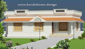 small style homes small kerala style one floor house kerala home design