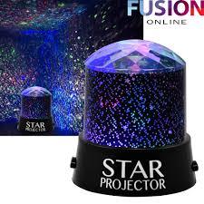 new star projector night light sky moon led projector mood lamp