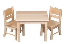 Ikea Children S Table And Chairs Sets Furniture Simple Childrens Table And Chair Set Made From