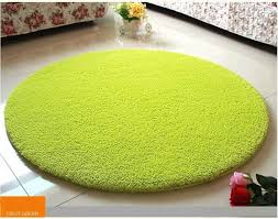 Modern Round Rugs by Fluffy Floor Rugs Roselawnlutheran