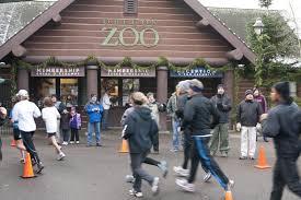 turkey trot oregon zoo
