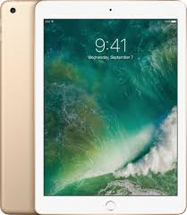 apple ipad latest model with wifi 128gb gold mpgw2ll a best buy