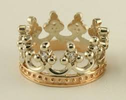 mens crown rings images Sapphire crown ring sapphire wedding band crown band men jpg