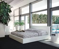 White Leather Platform Bed Best 25 White Platform Bed Ideas On Pinterest Minimalist Bed