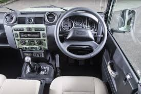 new land rover defender interior new land rover defender is