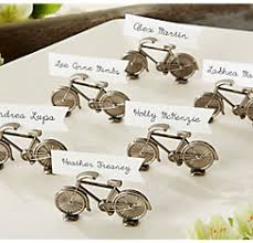 wedding place card holders city