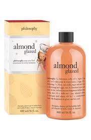 philosophy u0027almond glaze u0027 shampoo shower gel u0026 bubble bath