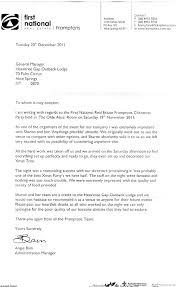 appreciation letter to chef aurora testimonials