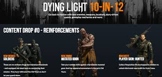 dying light dlc ps4 dying light gets new free dlc dread central