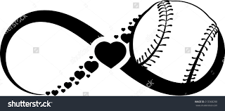 infinity sign infinity clipart softball pencil and in color infinity clipart