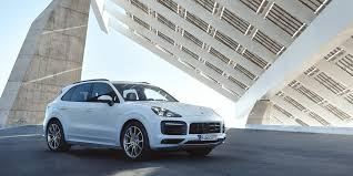 new porsche electric new porsche cayenne phev with stronger electric drive electrive com
