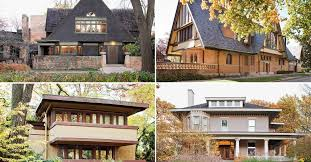 Tracing frank lloyd wright in oak park illinois the new york times