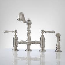 surprising kitchen faucet with handspray kitchen bhag us