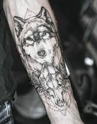 Forearm Wolf - excellent wolf ideas part 4 tattooimages biz