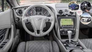 bentley 2017 interior 2018 bentley continental exterior and interior photos cars images