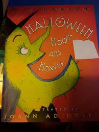 halloween hoots and howls joan horton joann adinolfi