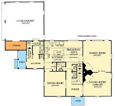 Historical House Plans Plan 32439wp Saltbox Style Historical House Plan Colonial