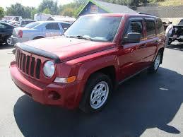 2010 jeep patriot gas mileage 2010 jeep patriot sport in wenatchee wa impact auto sales