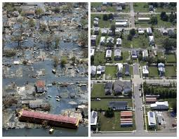 New Orleans 9th Ward Map by Then And Now New Orleans 10 Years After Hurricane Katrina