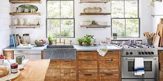 Kitchen Room Interior Design 100 Kitchen Design Ideas Pictures Of Country Kitchen Decorating