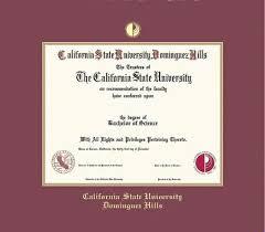 csudh map custom diploma frames certificate frames framing success csu