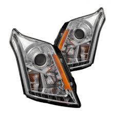 2004 cadillac srx headlight assembly 2010 cadillac srx custom factory headlights carid com