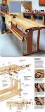 Easy Wood Workbench Plans by 211 Best Wood Work Bench Images On Pinterest Woodwork