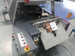 perfect binders used finishing machines sulby heidelberg qb 200