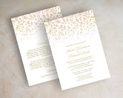 wedding invitations san antonio cool album of pink and gold wedding invitations which various