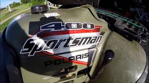 how to fix a jammed shifter on your polaris sportsman atv 4