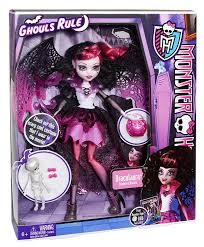 amazon monster ghouls rule draculaura doll toys u0026 games