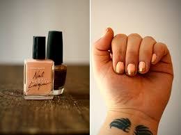 diy nail art sponged glitter tips hungrygirlporvida com