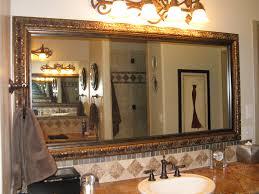 Bathroom Mirror Decorating Ideas Decorative Bathroom Mirrors Home Design Gallery Www