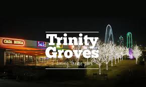 Patio Restaurants Dallas by Dmn Interactives Trinity Groves A Dining Theme Park