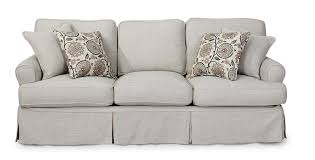 Sofa Slipcovers With Separate Cushion Covers by Furniture Slipcovered Loveseat Slipcovers For Loveseat With Two